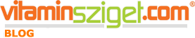 VitaminSziget Blog Logo